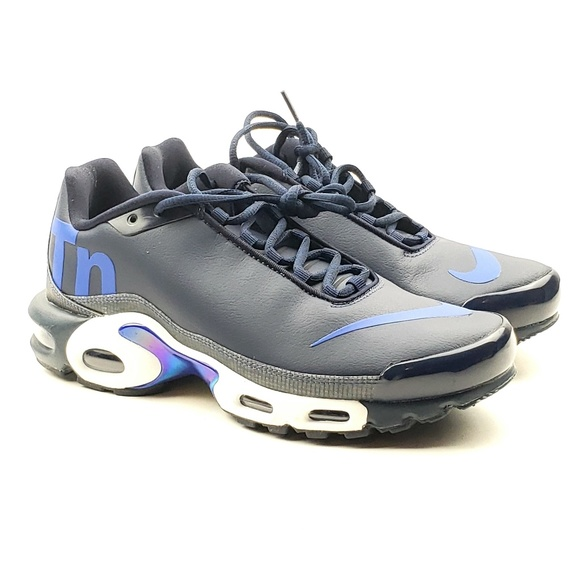 New Nike Air Max Plus TN SE blue sneakers